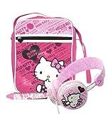 INGO Pack di accessori per tablet Hello Kitty