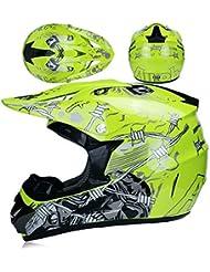 YYCC-helmet Casco ATV di Concorrenza di Certificazione del Casco del Motociclo, Elementi di Design della Moda,C,L