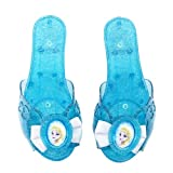 Jakks Pacific 73587 – Frozen Elsa Shoes Blue XS