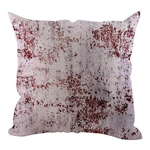 OPAKY Simple Linen Creative Kissenbezug Kissenbezug Car Pillow Cover