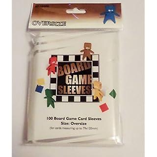 Arcane Tinmen ApS ART10408 Kartenspiel-Hülle/Übergroß Card Game, 79 x 120 mm