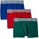 Chromozome Men's Cotton Boxer (Pack of 3...