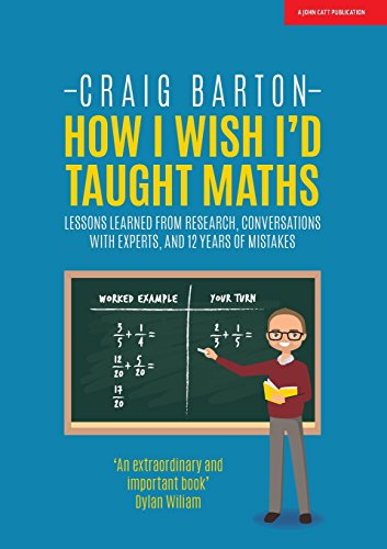 How I Wish I'd Taught Maths: Lessons learned from research, conversations with experts, and 12 years of mistakes thumbnail