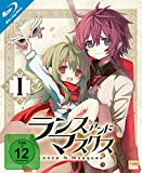 Lance N' Masques - Volume 1: Episode 01-06 [Blu-ray]