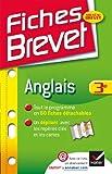 Fiches Brevet Anglais 3e: Fiches de cours - Troisième by Corinne Touati (2012-07-18)