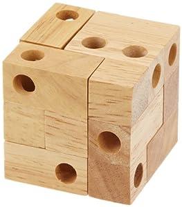 """Philos 6279 - Juego de lógica de madera """"Cubo con vistas"""""""