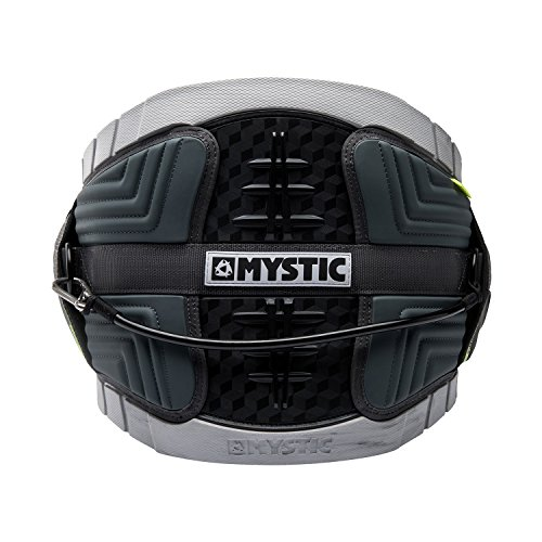 Mystic LEGEND Kitesurf Harness 2018 - Black/Silver...