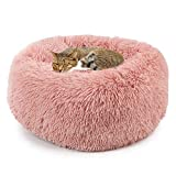 Legendog Haustier Bett Unterhose Beweis Plüsch Weich Runden Katze Schlafen Bett Klein Hund Bett