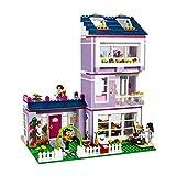 LEGO Friends 41095 - Emma's Familienhaus Vergleich