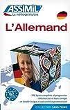 ASSiMiL Deutsch als Fremdsprache / Assimil L'Allemand: Deutschkurs in französischer Sprache, Lehrbuch (Niveau A1 – B2) mit 100 Lektionen.