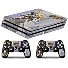 Skin PS4 PRO HD - TRUNKS DRAGON BALL GT - limited edition DECAL COVER ADHESIVO playstation 4 SLIM SONY BUNDLE