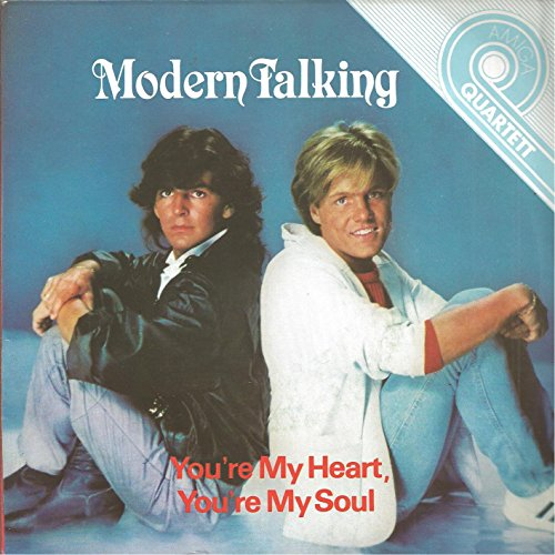 Moderne 56 (You're my heart you're my soul / Lucky guy / You can win if you want / Diamonds never made a lady / 5 56 119)