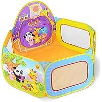 Piscina Bolas Bebe, Parque de Bolas Para Piscina Infantil, Tienda de interior plegable para niños para la piscina Ocean Ball Para Niños/Niñas