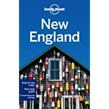 Lonely Planet New England (Travel Guide) by Lonely Planet (2014-04-01)