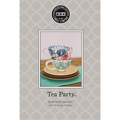 Tea Rose Parfüm Öl (Bridgewater Candle Duftsachet