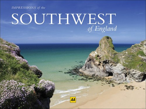 AA Impressions of the Southwest of England (AA Impressions of Series)