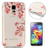 Best Coque Galaxy S5 - Coque Samsung Galaxy S5 Gel de Silicone Housse Review