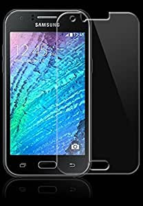 JAIFAON Premium Tempered Glass Film Screen Protector for Samsung Galaxy J5