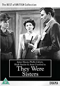 They Were Sisters [DVD]