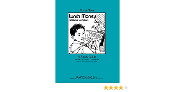 Lunch money novel ties teachers study guide amazon andrew lunch money novel ties teachers study guide amazon andrew clements 9780767542838 books publicscrutiny Gallery