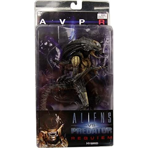 Neca - Aliens vs. Predator Requiem série 1 figurine Hybrid 18 cm
