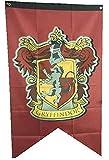 Harry Potter Hogwarts Gryffindor Wappen Banner Flagge Fahne