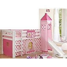 suchergebnis auf f r vorhang hochbett m dchen. Black Bedroom Furniture Sets. Home Design Ideas