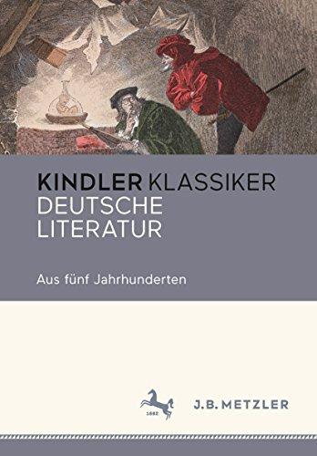 Deutsche Literatur: Aus fünf Jahrhunderten (German Edition) eBook ...