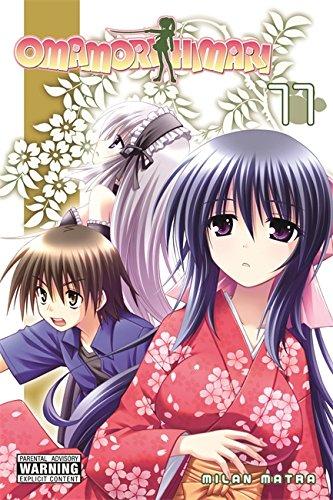 Omamori Himari, Vol. 11