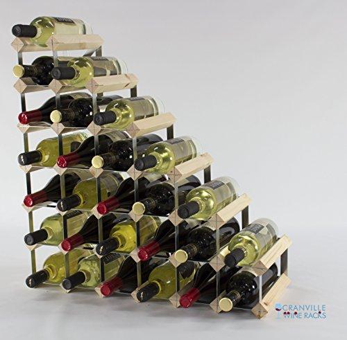 classic-pineta-sottoscala-e-vino-metallo-zincato-cremagliera-gia-assemblate