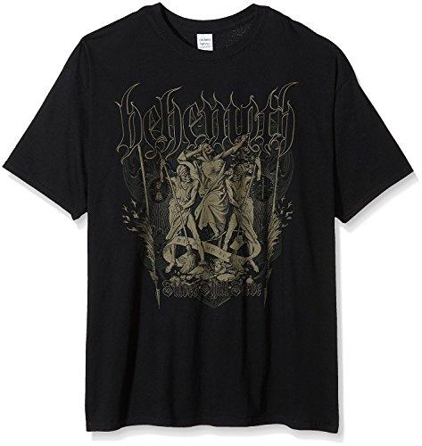 Behemoth Herren T-Shirt Schwarz (Black)
