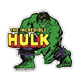 Logoshirt Aimant Hulk-Marvel Comics-Aimant de réfrigérateur-Original licence officielle des illustrations