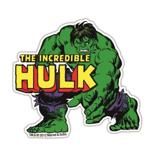 Magnet Hulk - Marvel Comics - Kühlschrankmagnet - Lizenziertes Originaldesign - LOGOSHIRT