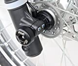 Satz GSG Moto Sturzpads Vorderrad Yamaha WR 125 R / WR 125 X 09-