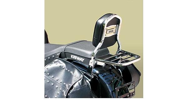 Spaan Backrest With Porta Keeway 125 Super Light Auto
