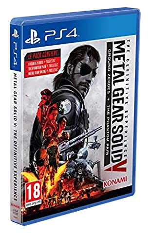 Metal Gear Solid V : The Definitive