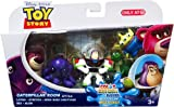 Toy Story Exclusive - Caterpillar Room Gift Pack. Mini Figures include Buzz Lightyear, Lotso, Stretch, Rex and Alien. Buzz Lightyear Color Splash Hero included