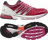 Adidas Women adizero boston 3 G62758 Farbe: bright pink/metallic s.
