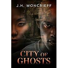 City of Ghosts (GhostWriters Book 1)