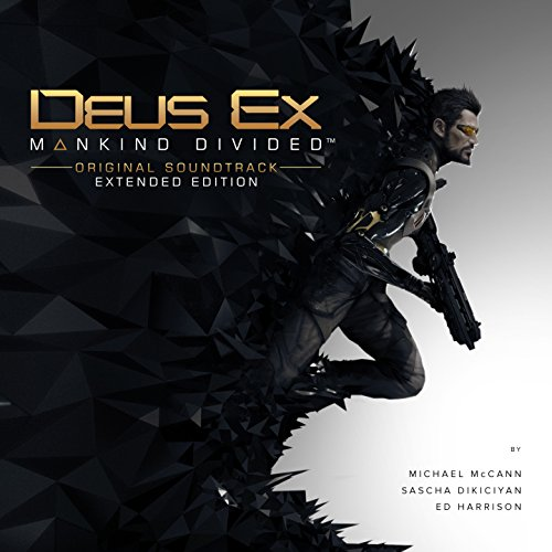 Soundtrack Ex Deus (Deus Ex: Mankind Divided (Extended Edition))