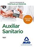 Auxiliar Sanitario (Personal Laboral de La Junta de Comunidades de Castilla-La Mancha). Test