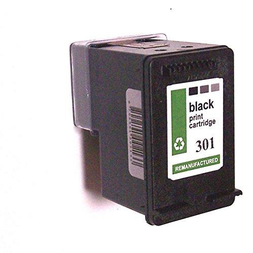 HP 301 schwarz Refill