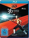 Die 36 Kammern der Shaolin - Teil 1-3 [3D Blu-ray]