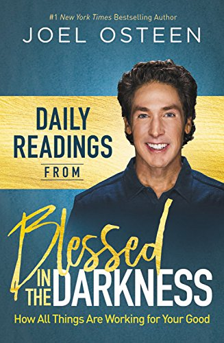 Osteen Audio-cds Joel (Daily Readings from All Things Are Working for Your Good)