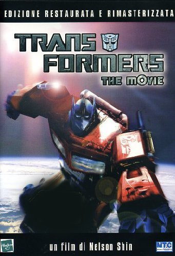 Transformers - The movie (dizione restaurata e rimasterizzata)