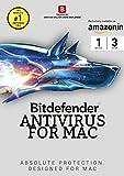 #10: Bitdefender Antivirus For Mac Latest Version- 1 User -3 years-(Voucher)