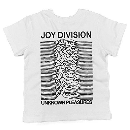 LaMAGLIERIA Camiseta para bebés Joy Division - Baby T-Shirt...