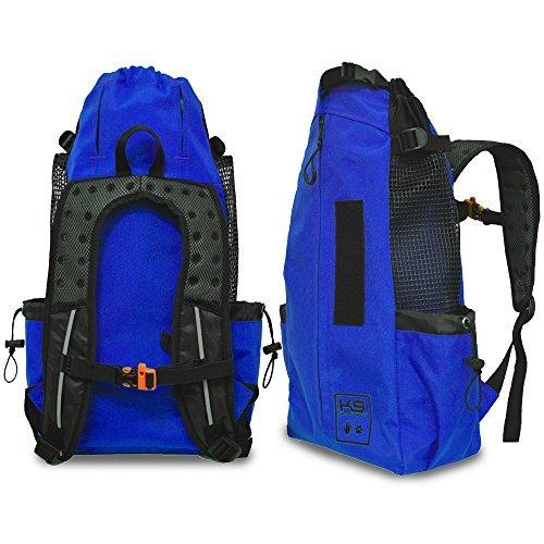 Imagen de k9deporte saco aire–el original perro carrier , azul cobalt blue