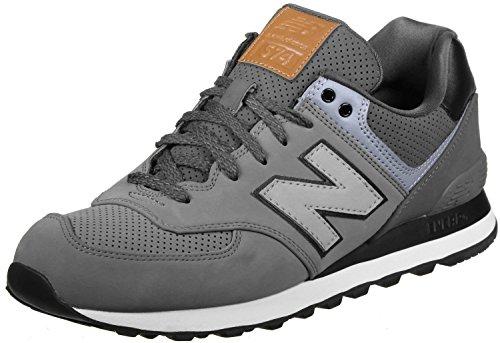 New Balance 574, Zapatillas para Hombre, Varios Colores (Powder), 41.5 EU