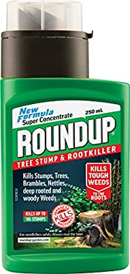 Roundup Gel Spot Treatment Weedkiller